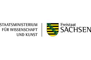 Logo Sächsisches Staatsministerium für Wissenschaft und Kultur